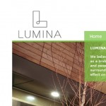 Lumina Corporate Website
